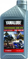 масло YAMALUBE 10W50 SEMISYNTHETIC (0.946 мл) - motochief.ru интернет-магазин мототехники